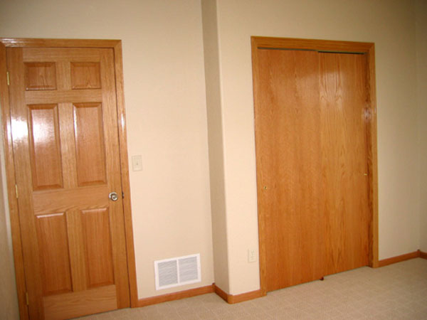 Lovely ... Decorating 6 Panel Closet Doors : Black Hills Home Builders Association  Homes, ...