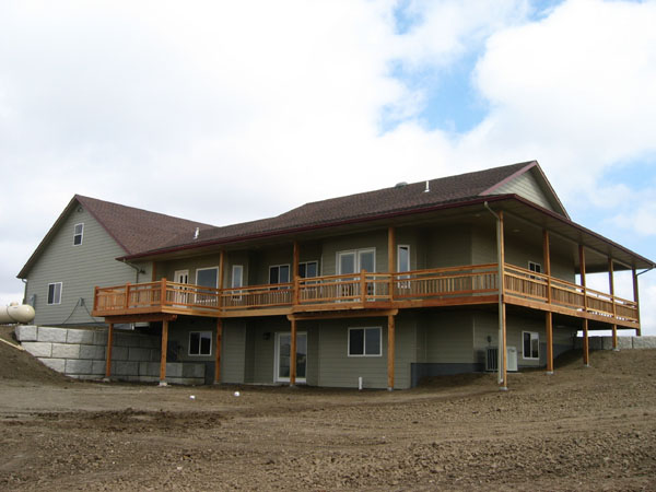 Black hills home builders association homes inc rapid for Rapid city home builders