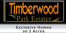Timberwood Park Estates - Exclusive Partiallly Wooded 3 Acres just 5 minutes north of Rapid City, SD
